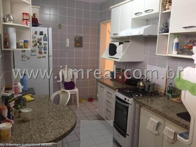 (Cod.:037 - Damas) - Mobiliado - Vendo Apartamento com 72m² - Foto 5