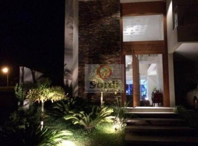 Sobrado com 5 dormitórios à venda, 413 m² por r$ 1.750.000,00 - alphaville - ribeirão pret - Foto 11
