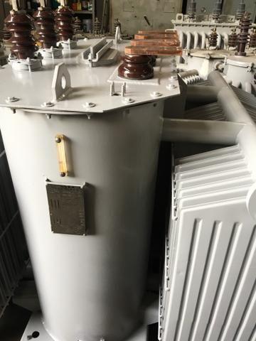 Transformador 750 kVA 380/220 classe 15 kv