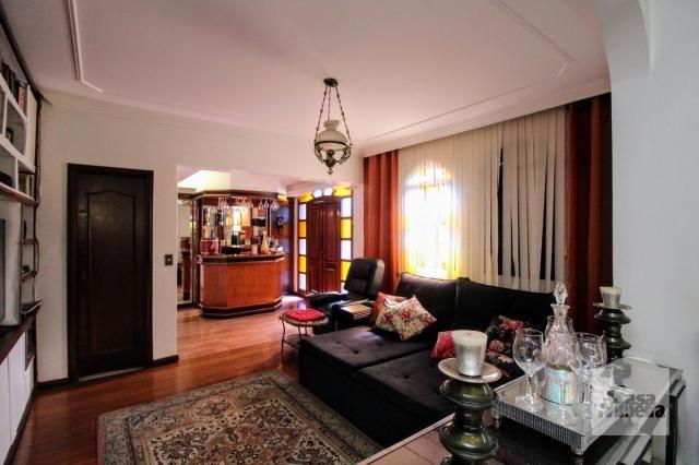Casa à venda com 4 dormitórios em Caiçaras, Belo horizonte cod:256349 - Foto 4