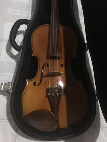Violino Rolim 4/4 série Ouro modelo Orquestra - Foto 5