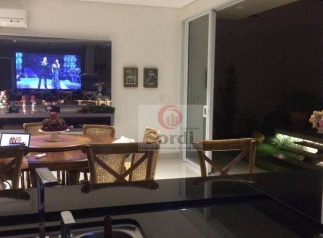 Sobrado com 5 dormitórios à venda, 413 m² por r$ 1.750.000,00 - alphaville - ribeirão pret - Foto 12