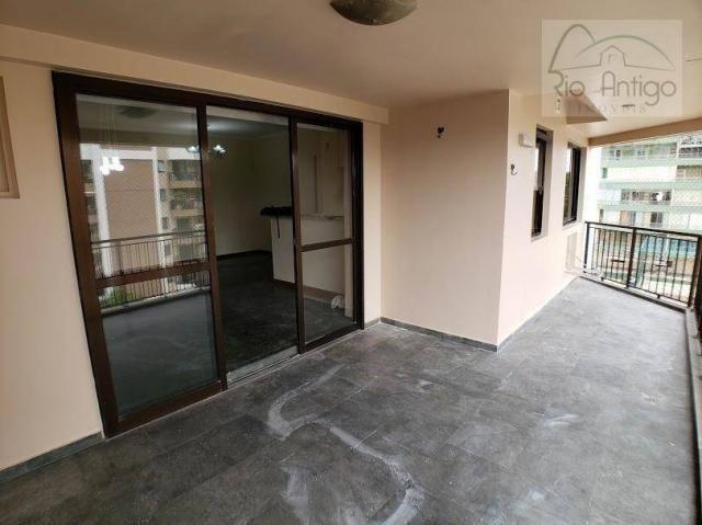 Apartamento com 2 quartos para alugar, 101 m² - barra da tijuca - rio de janeiro/rj - Foto 9