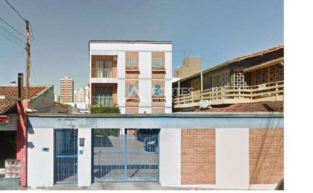 Apartamento à venda com 2 dormitórios em Jardim paulista, Ribeirão preto cod:58904
