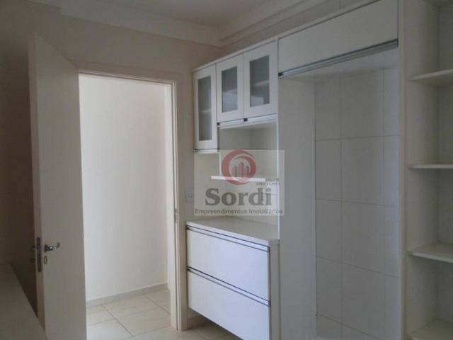 Apartamento com 4 dormitórios à venda, 111 m² por r$ 530.000 - jardim nova aliança sul - r - Foto 13
