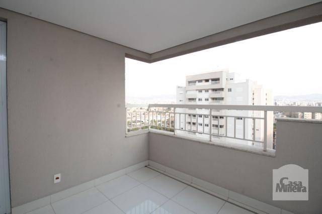 Apartamento à venda com 2 dormitórios em Caiçaras, Belo horizonte cod:255506 - Foto 5