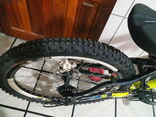 Bicicleta Vikingx nova (Entrego) - Foto 6