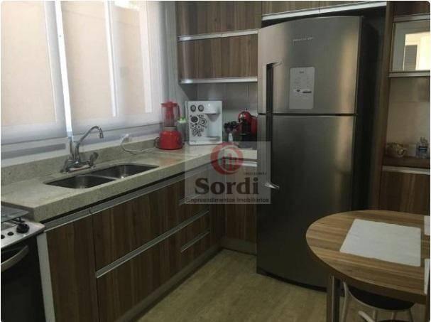 Sobrado com 3 dormitórios à venda, 189 m² por r$ 790.000 - vila do golfe - ribeirão preto/ - Foto 19