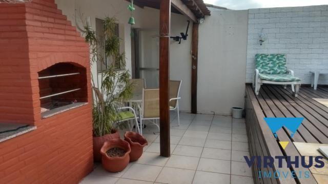 Locação, cobertura, 4 quartos no pechincha - infra estrutura - Foto 4