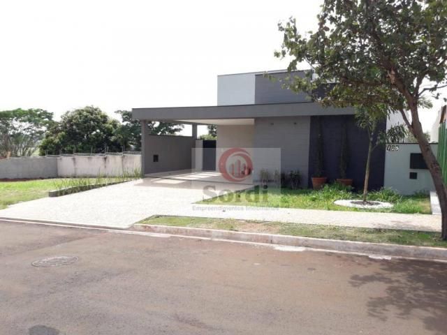 Casa com 3 dormitórios à venda, 165 m² por r$ 780.000 - vila do golf - ribeirão preto/sp - Foto 2