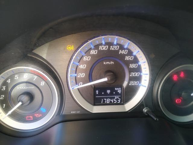 Honda City DX Flex Manual em perfeito estado - Foto 8