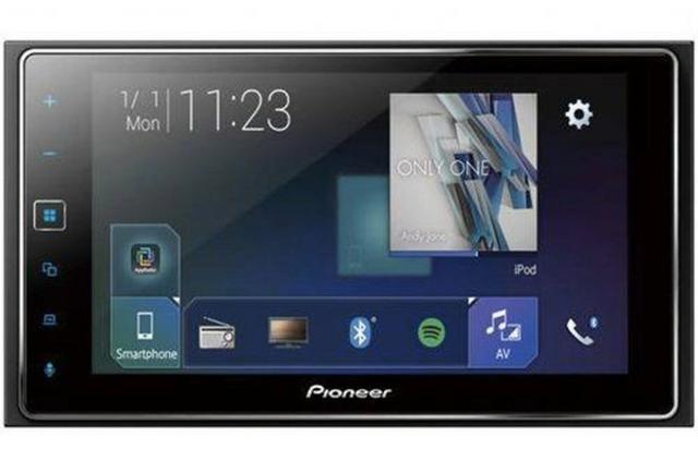 Multimidia Receiver Pioneer Sph-da138tv Tela 6.2 Capacitiva bluetooth tv digital usb - Foto 3
