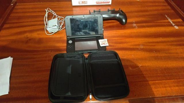 Nintendo 3ds xl Ed Luigi Desbloqueado - Foto 4