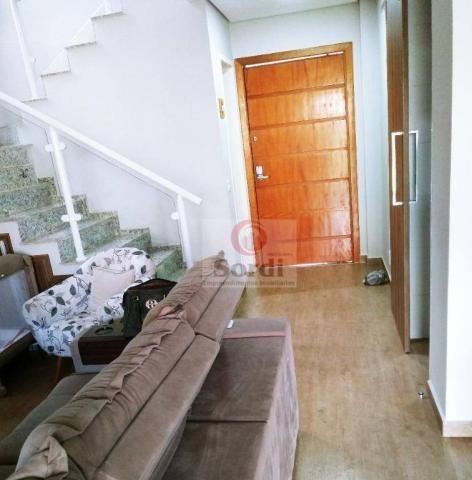 Sobrado com 3 dormitórios à venda, 189 m² por r$ 790.000 - vila do golfe - ribeirão preto/ - Foto 10