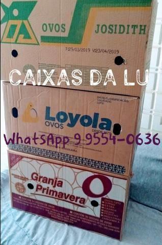 Caixas de Papelão para mudança - R$2,00 (unidade * (whatsApp) - Foto 5