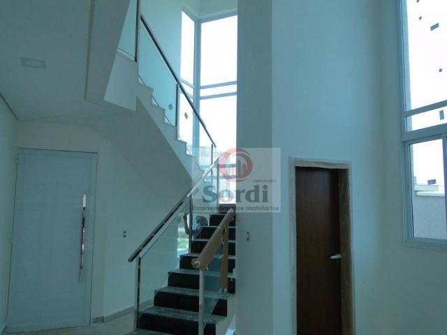 Sobrado com 3 dormitórios à venda, 207 m² por r$ 980.000 - quinta da primavera - ribeirão