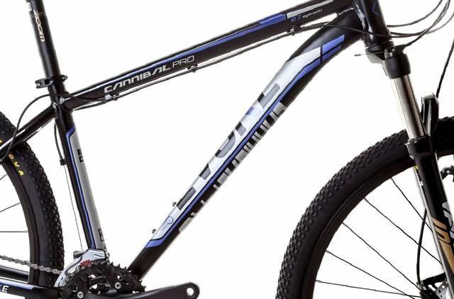 Bicicleta bike Evoke Cannibal