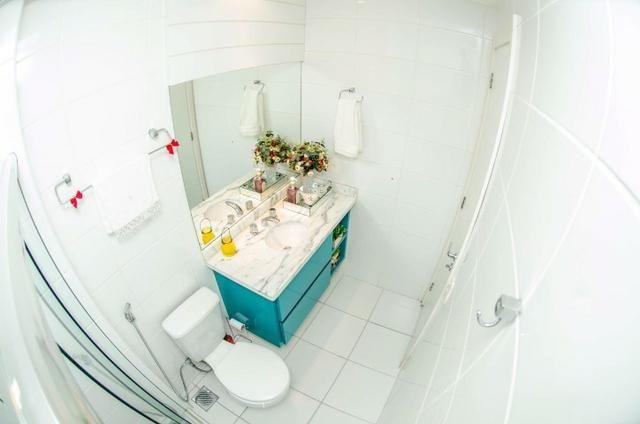 Incrível apartamento 3 quartos com suíte no condomínio Reserva Verde na Serra - Foto 11
