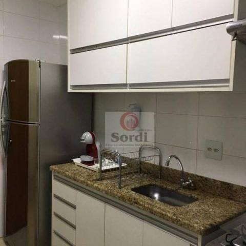 Apartamento com 2 dormitórios à venda, 82 m² por r$ 380.000 - jardim paulista - ribeirão p - Foto 15