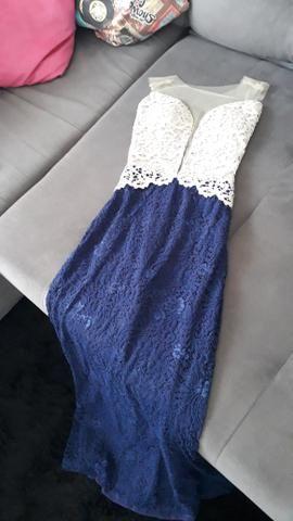 Vendo vestido longo de festa 34/36 - Foto 2