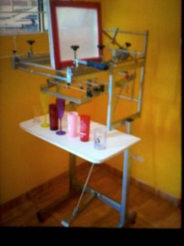 Máquina estampar copos (novinha) - Foto 3