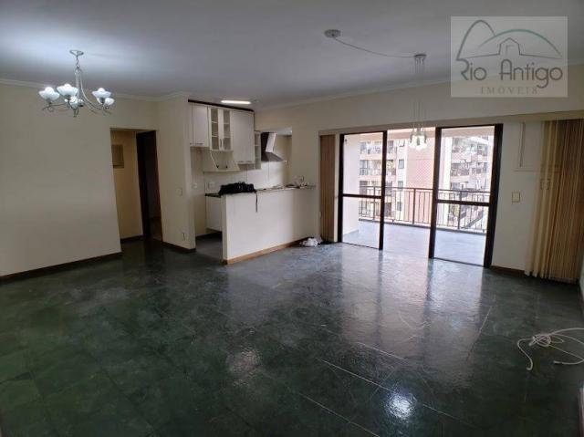 Apartamento com 2 quartos para alugar, 101 m² - barra da tijuca - rio de janeiro/rj - Foto 4