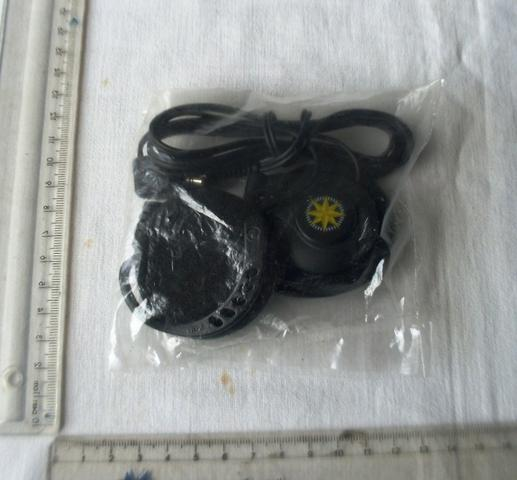 Colecionável Antigo - Fone de Ouvido da Varig - Lacrado - Foto 5