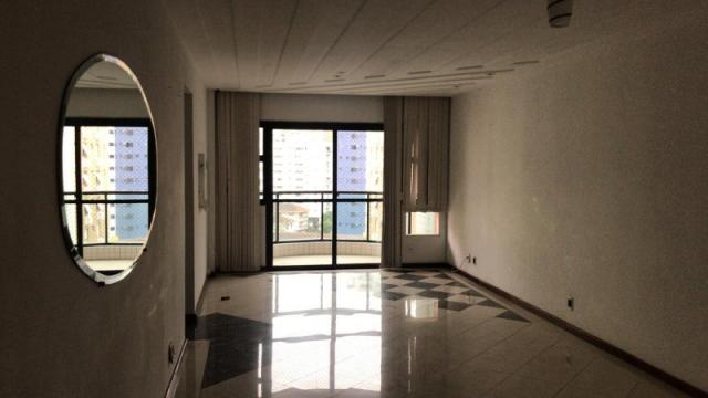 Apartamento para alugar com 3 dormitórios em Boqueirão, Santos cod:AP00725