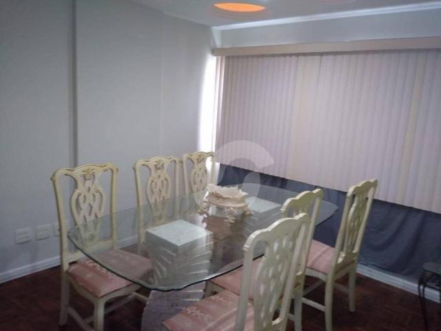 Apartamento com 2 dormitórios para alugar, 121 m² por r$ 1.800,00/ano - icaraí - niterói/r - Foto 19