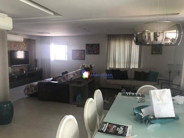 Apartamento com 3 dormitórios à venda, 177 m² por r$ 1.300.000 - setor bueno - goiânia/go - Foto 3