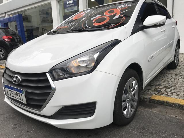 Hyundai Hb20 1.0 C Plus 2018 - Único Dono - Foto 2