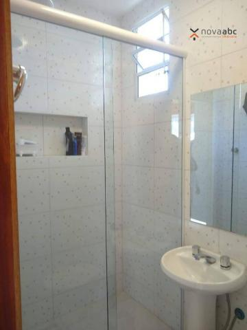 Cobertura com 3 dormitórios à venda, 85 m² por R$ 610.000 - Santa Maria - Santo André/SP - Foto 14