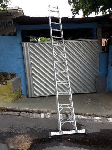 Escada de Alumínio 13 degraus - Foto 4