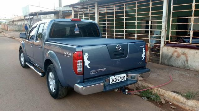 Vendo Urgente linda frontier 4x4 2012/2013!