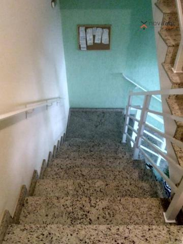 Apartamento com 2 dormitórios para alugar, 56 m² por R$ 1.100,00/mês - Parque Oratório - S - Foto 5