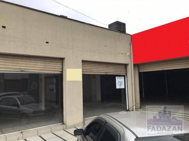 Loja para alugar, 290 m² por r$ 2.500,00/mês - pinheirinho - curitiba/pr - Foto 4