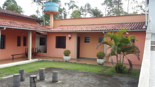 No Caputera - Chácara 2040 m² - toda murada- ótima casa - IPTU em dia - Foto 16