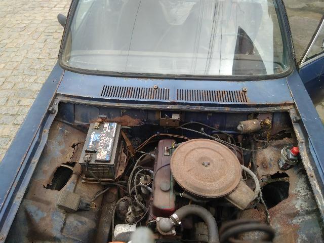 GM Chevrolet Caravan 79 4 cilindros gasolina - Foto 3