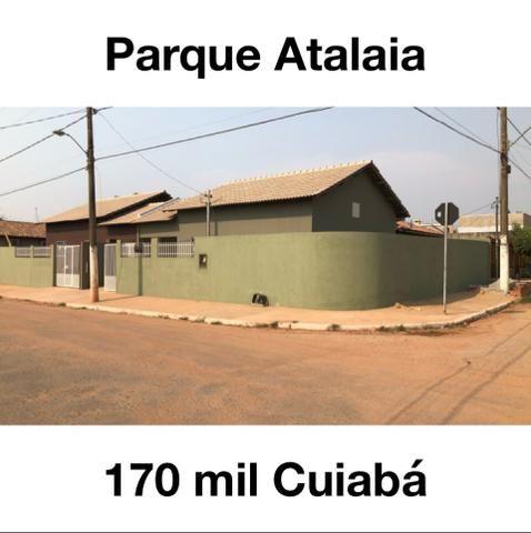 BLACK Friday 5 MIL Entrada Cuiabá Casa Pronta