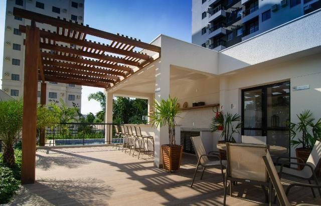 Del Castilho, 2 quartos com suíte, varanda, lazer, junto ao Nova América! - Foto 7