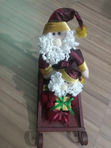 Papai Noel Trenó