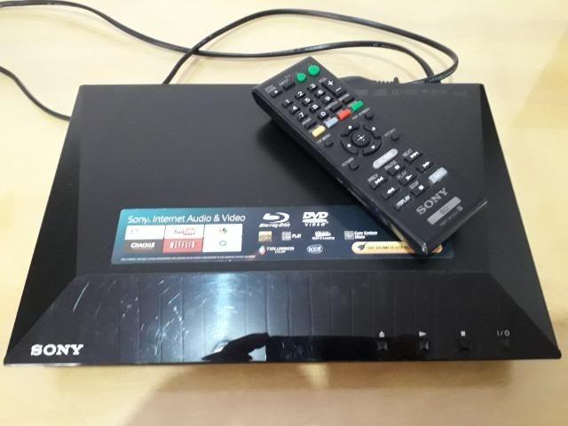 Blu ray player sony com netflix