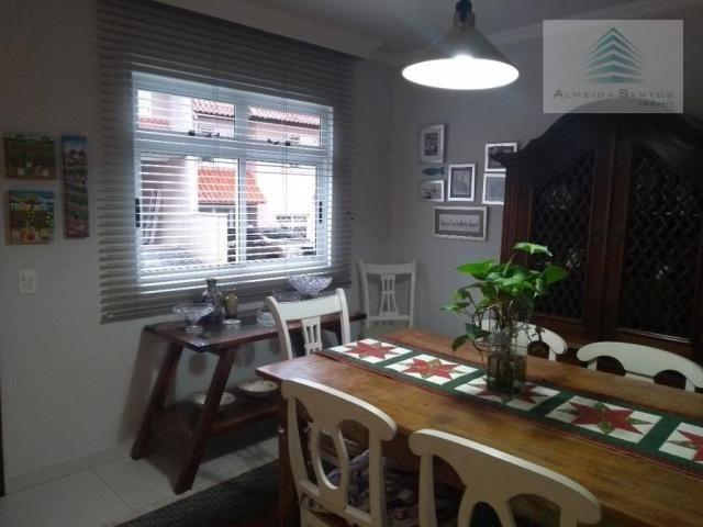 Sobrado com 3 dormitórios à venda, 160 m² por r$ 775.000,00 - bom retiro - curitiba/pr - Foto 4
