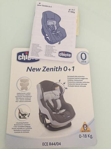 A Cadeira para Auto Chicco - 0 até 18kg - Foto 4