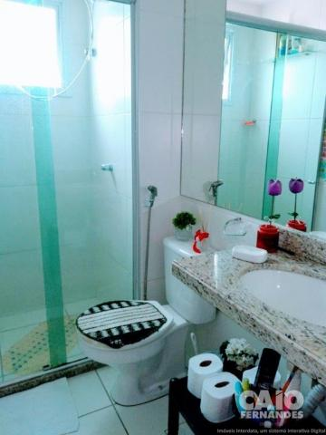 Apartamento à venda com 3 dormitórios em Nova parnamirim, Parnamirim cod:APV 29024 - Foto 7