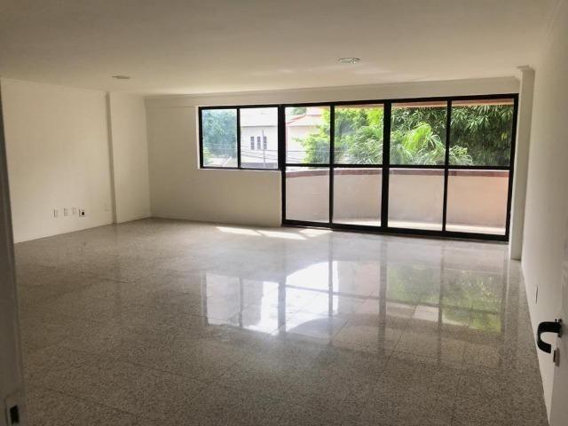 Apartamento com 4 dormitórios para alugar, 110 m² - Guararapes - Fortaleza/CE - Foto 3
