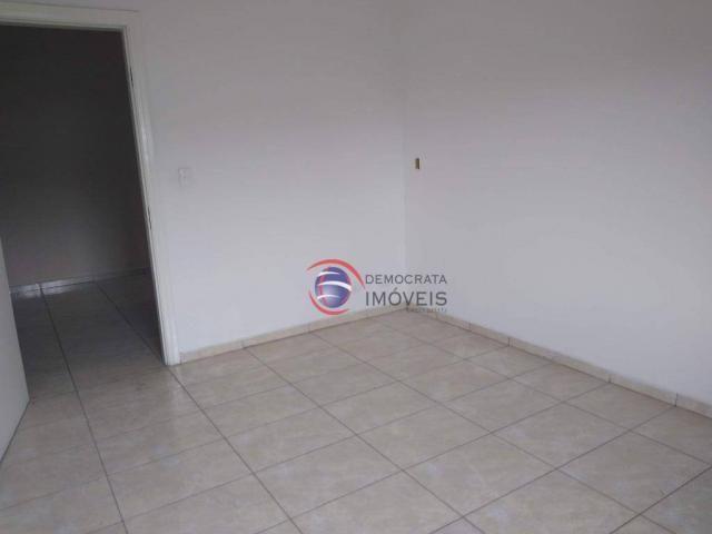 Sala à locação, v. alto de santo andré, santo andré - sa0281 - Foto 6