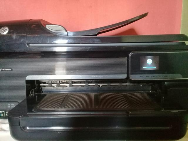 Vendo impressora hp Officejet 7500A
