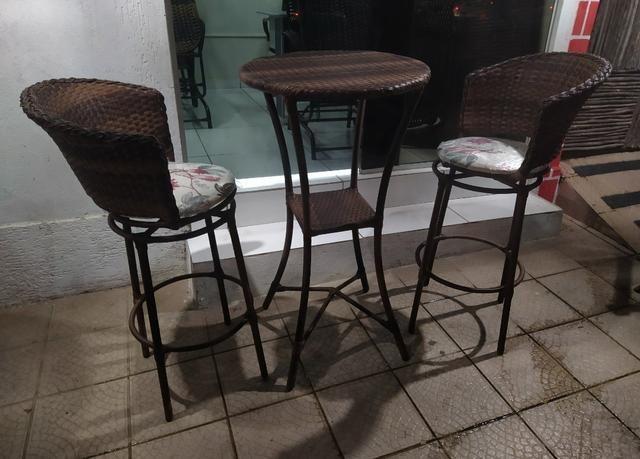 Lindas banquetas com bistrô só hoje R$199 - Foto 3