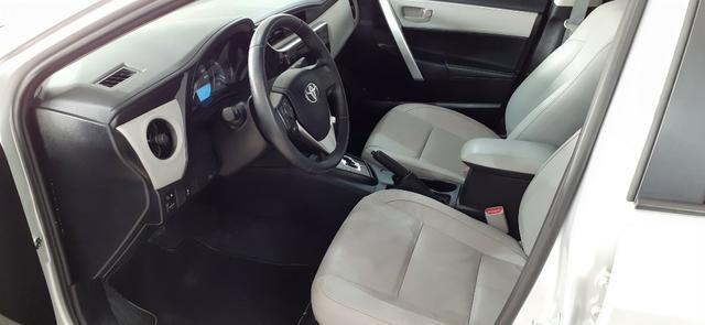 Toyota Corolla GLi Upper - Completo e Super Econômico - Foto 6